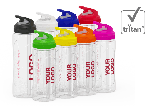 Wave - Printed Water Bottles