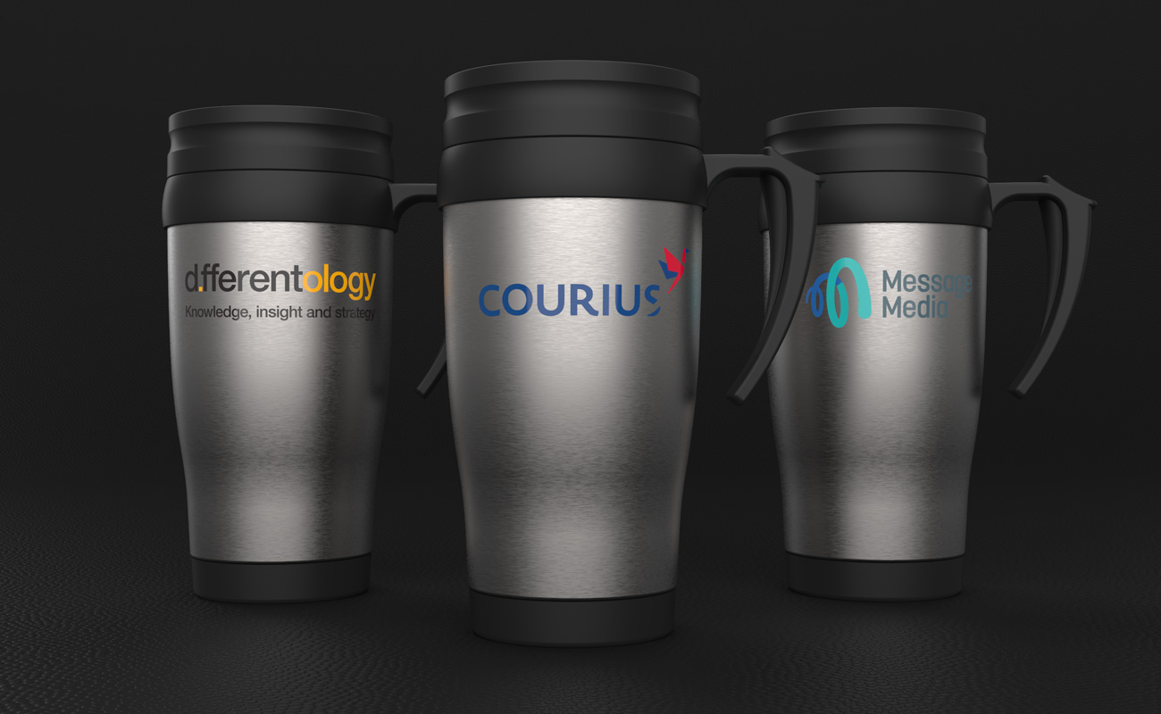 Thermo - Travel Mugs Personalised